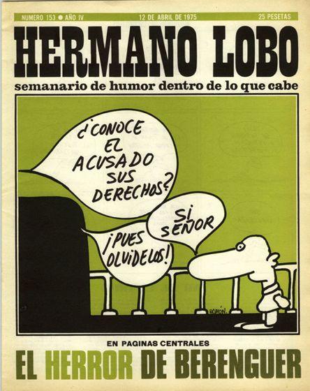 Revista Hermano Lobo